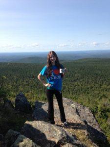 Mount Carleton, Saint Quentin, New Brunswick