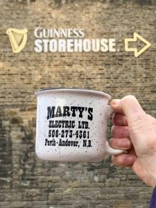Guinness storehouse, Dublin, Ireland