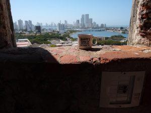 San Felipe de Barajas Castle in Cartagena, Colombia