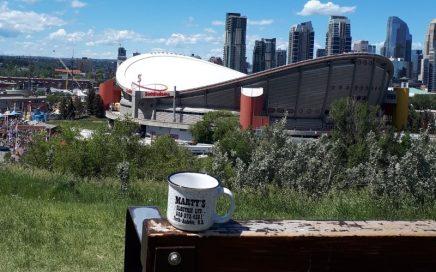 Saddledome, Calgary, Alberta